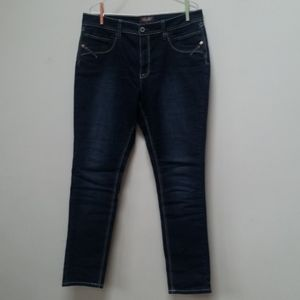 Women's angels straight skinny jeans size 14